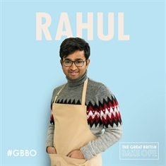 AMRC scientist Rahul hits screens tonight on Great British Bake Off
