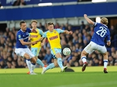 Millers make Everton work hard for cup win at Goodison Park