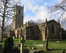 Treeton church opens tomorrow for Heritage Open Day