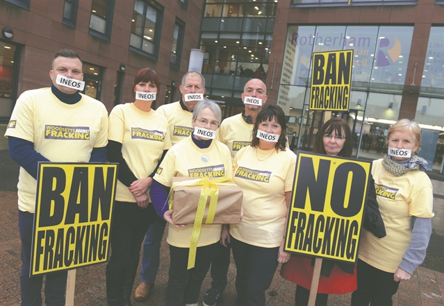 Fracking firm's Woodsetts proposal rejected for second time