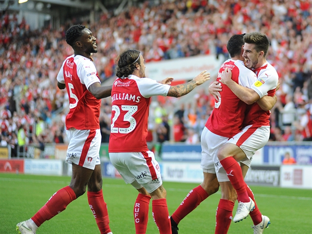 Points equal time off for Rotherham United players