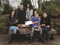 Hundreds back family's call for Clifton Park CCTV after vandals attack memorials