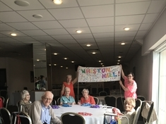 Care home teams channel Olympic spirit
