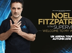 WIN tickets to TV supervet Noel Fitzpatrick at the FLYDSA Arena