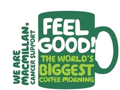 Time for a brew as Macmillan's World's Biggest Coffee Morning returns