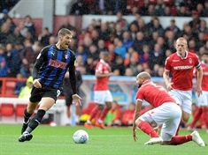 Cruel late blow as Millers lose at Forest