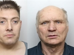'Calculated and violent' armed robbers jailed for shop raids