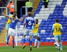 Rotherham United's poor away run continues at Birmingham