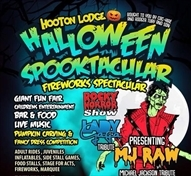 WIN tickets to Hallowe'en Spooktacular at Hooton Lodge Farm