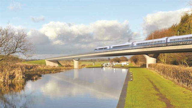 HS2 coming to town again - consultation events planned over Rotherham route