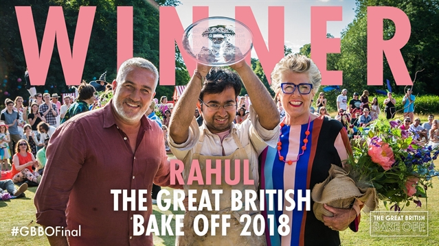 Rahul goes from Rotherham Show champ to Great British Bake ...