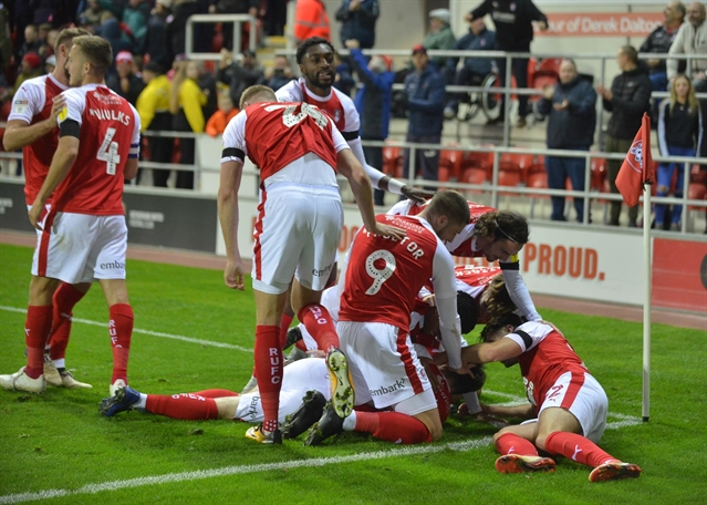 The story of the Remembrance Day comeback never to forget: Rotherham United 2 Swansea City 1