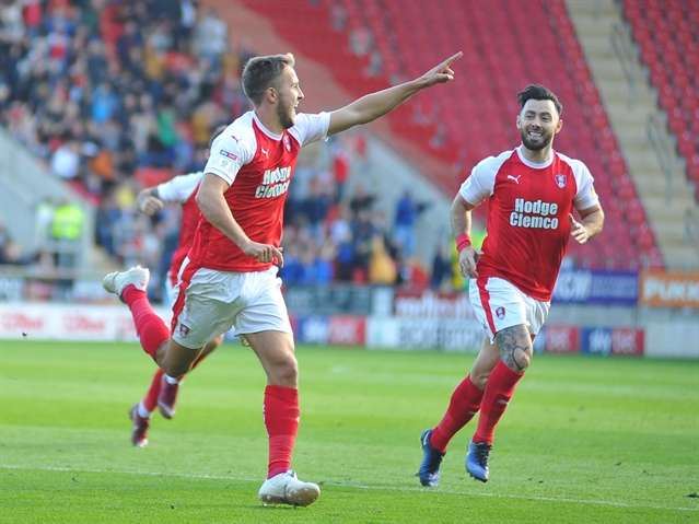Ban blow for Rotherham United's Will Vaulks