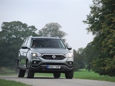 MOTORS REVIEW: SsangYong Rexton