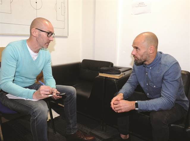 The Paul Warne Interview part two: Abuse from fans, what happened in the dressing room at half-time in that fateful Blackpool match and finally at ease in the hot-seat