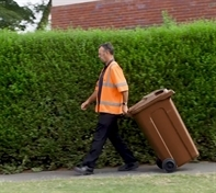 New brown bin collection gets off to a rubbish start in Wickersley