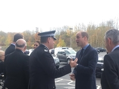 VIDEO: Royal Family fans revved up as Prince William and Kate Middleton visit Rotherham