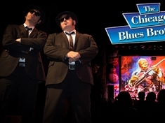 WIN Tickets to see Chicago Blues Brothers in Motown Mission at Sheffield City Hall
