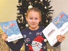 CLIPPER CLUB: Will you design this year's winning Christmas card?