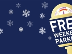 Free weekend parking in Rotherham for festive season