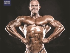 Rawmarsh roofer scales new heights in bodybuilding contest