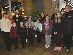 Parkgate shoppers urged to visit a Giving Tree and buy an extra present
