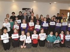 Anti-bullying gold standard award for pupils