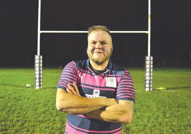 Worth fighting for: the sporting story of trans-male rugby player Verity Smith