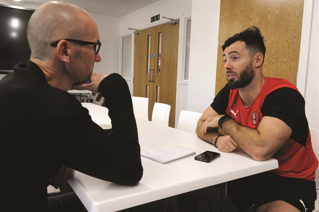 'I can't help having demons in me': the Richie Towell interview