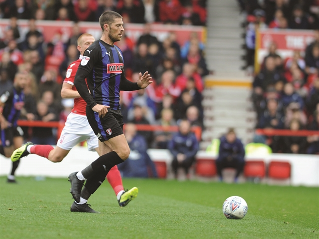 Waiting game for Rotherham United frontman Jamie Proctor