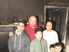 Whiston fire escape dad: 'Smoke alarms saved our lives'
