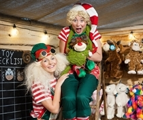 WIN: Tickets to the Magical Toy Factory at Cannon Hall Farm