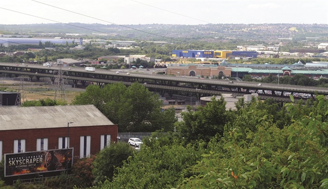 Tinsley Viaduct set for overnight closure