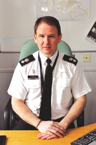 Rotherham's top cop leaves post after two years