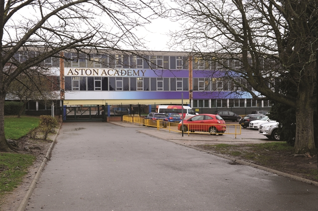 Aston Academy set for a £4.5 million investment
