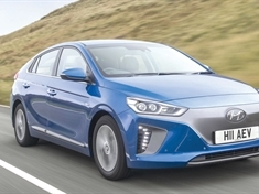 MOTORS REVIEW: Hyundai Ioniq EV