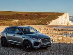 MOTORS REVIEW: Jaguar E-Pace