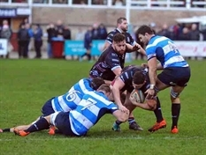 Christmas time-out welcomed by in-form Rotherham Titans