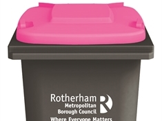 Recycling changes finally on the way — including the new pink lid bin