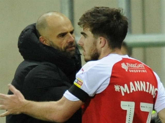 Ryan Manning leaves Rotherham United