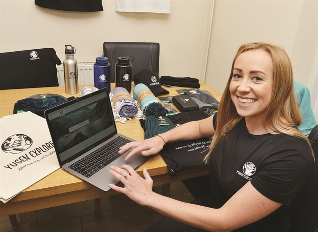 Rotherham businesswoman encouraging people to explore the planet