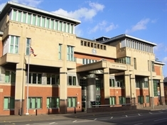 Man who carried Rambo knife in public spared jail