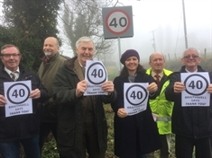 Victory for Braithwell road safety campaign