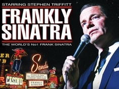 WIN a pair of tickets to see a fantastic show featuring the tunes of Frank Sinatra