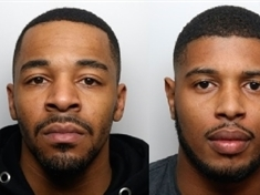 Jail for pair caught with heroin and crack cocaine