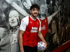 Rotherham United sign Matt Crooks from Northampton Town