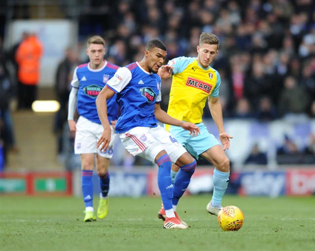 On-the-whistle report: Ipswich Town 1 Rotherham United 0
