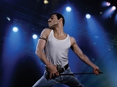 Chance to do your best 'Freddie' at sing-along Bohemian Rhapsody screenings