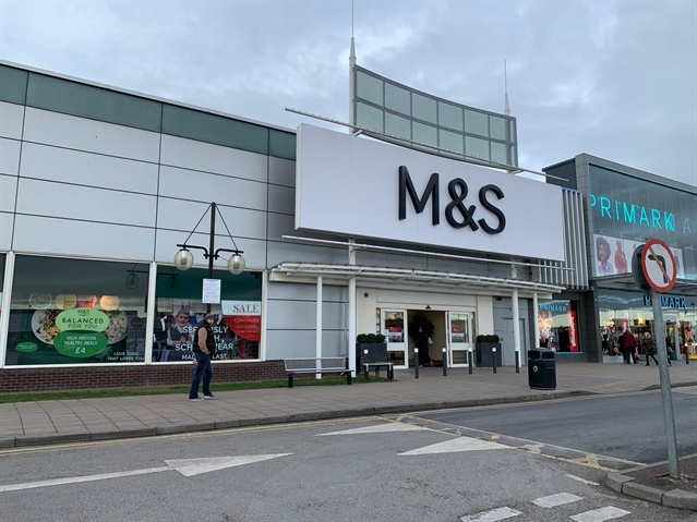 79 jobs at risk as M&S announces plans to close Parkgate store