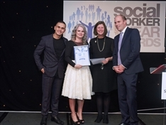 Award for 'outstanding' Rotherham Council social worker